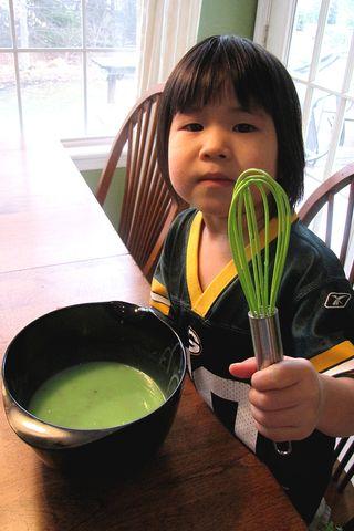 Green wisk