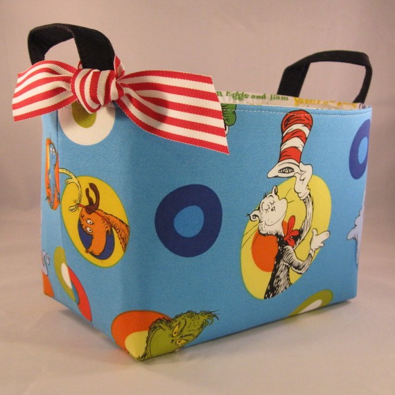 Baffin bags dr suess