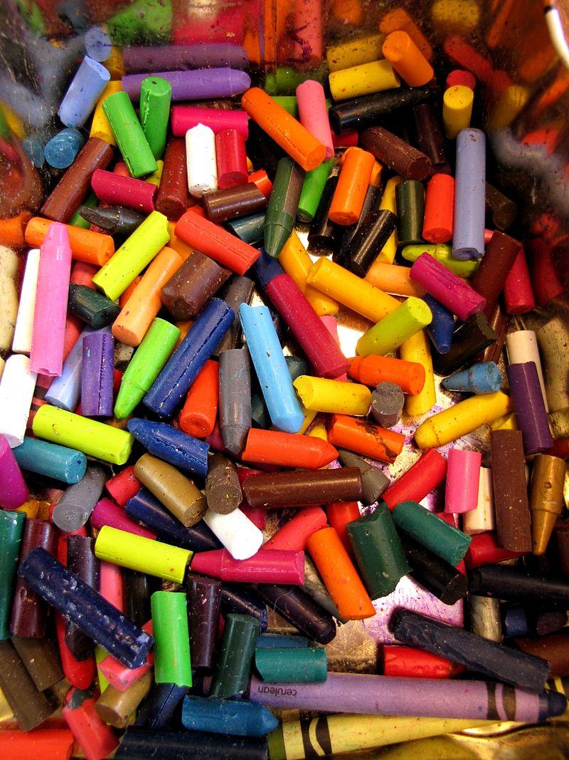 Crayon cross crayons