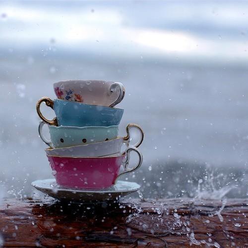 MD tea cup art