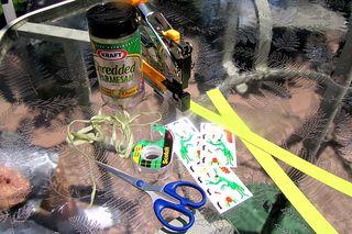Bug catcher supplies