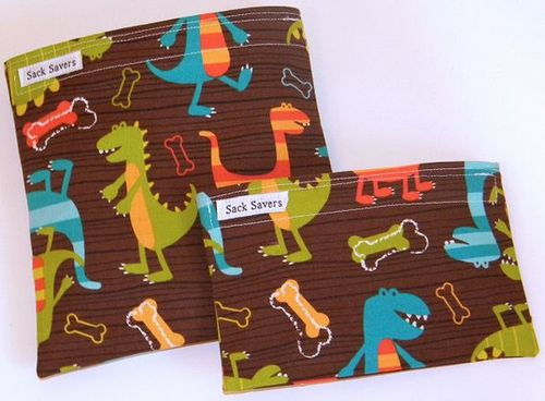 Back to school reusable bags from sack savers