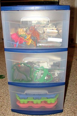 Food craft storage