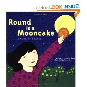 Round is a Mooncake by Roseann Thong