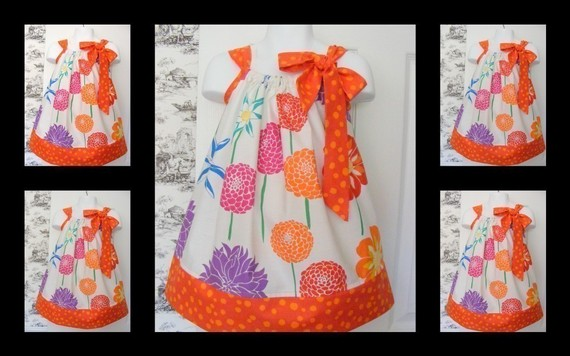 Pounce pillowcase dress
