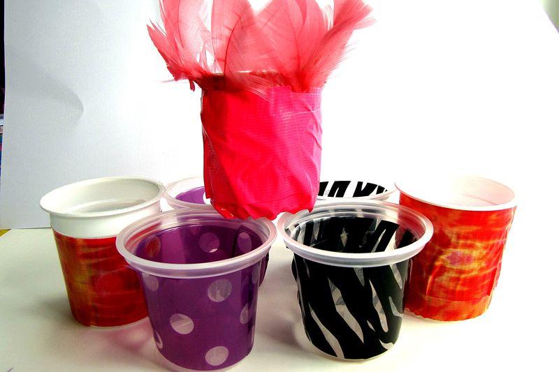 Seed starter yogurt cups seed starter