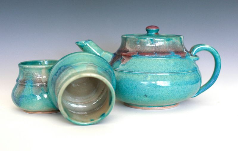 MD Kazuko Harmony Tea Set