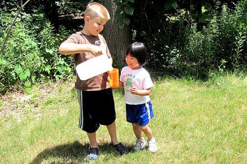 Cub scout skit orlando customer getting lemonade