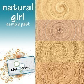 Mixology natural girl mineral makeup