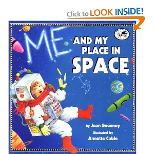 Astronomy Me and my place in space book