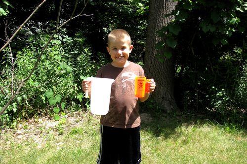 Cub scout skit Orlando lemonade salesman