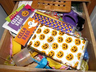 Food craft junk drawer