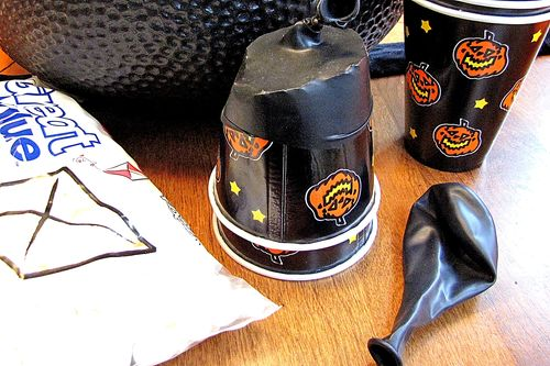 Ghost Poop Shooter Supplies